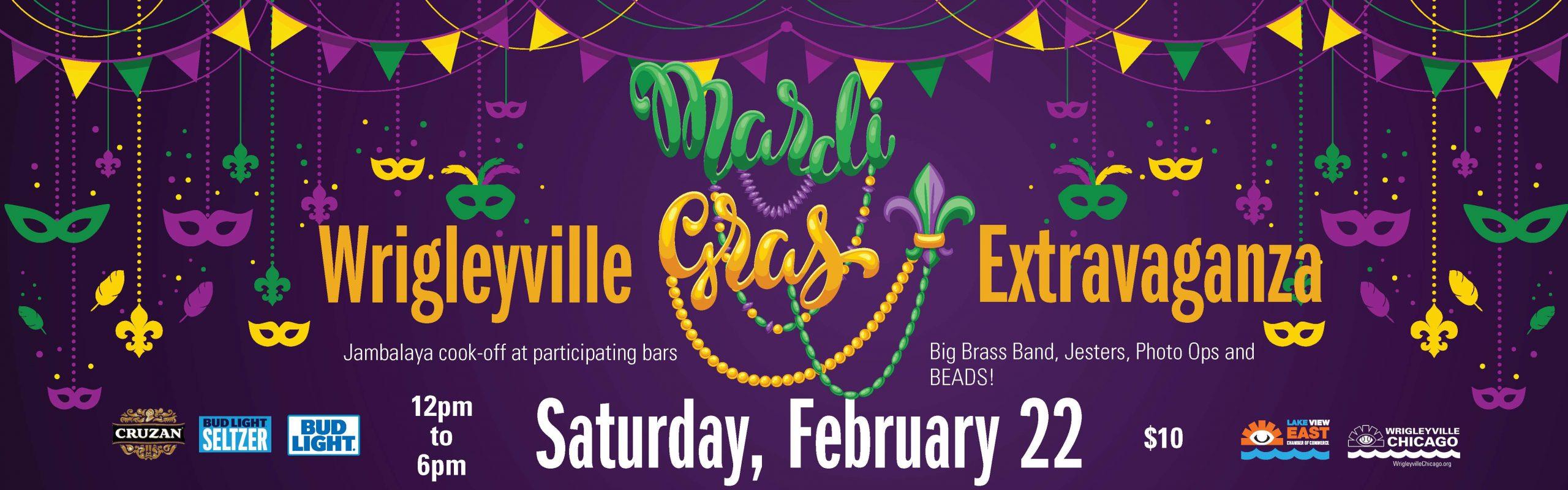 mardi gas wrigleyville