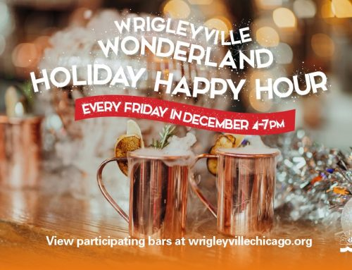 Wrigleyville Wonderland Holiday Happy Hour