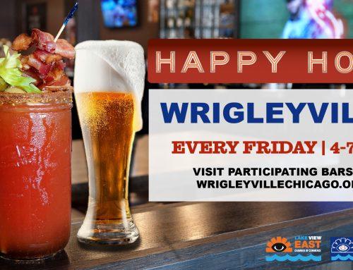 Wrigleyville Early Bird Happy Hour: Every Friday