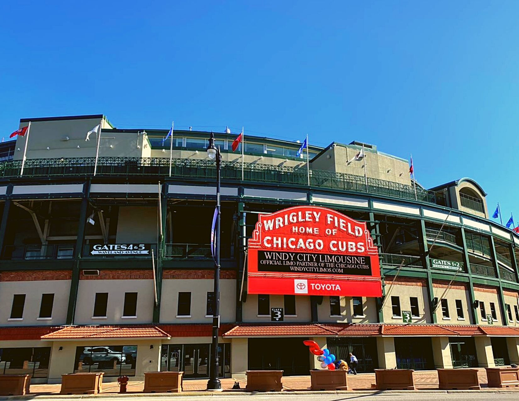cubs open day 2021 wrigley wrigley field wrigleyville lakeview east chicago baseball
